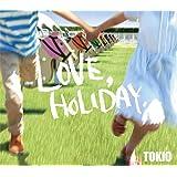 LOVE, HOLIDAY.(通常盤)(CD)