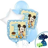 Mickey 's 1st Birthdayバルーンキット – パーティーSupplies