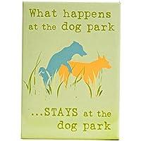 犬公園マグネット