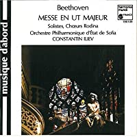 Beethoven;Mass in C Op.86