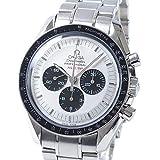 [オメガ]OMEGA 腕時計 スピードマスター プロフェッショナル アポロ11号 ホワイト 付属:国際保証書 ボックス 限定証 中古[1352131]
