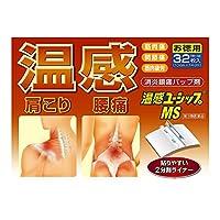【第3類医薬品】温感ユーシップMS 32枚 ×4
