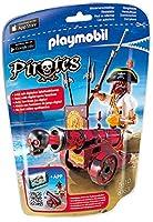 PLAYMOBIL プレイモービル 6163 海賊と大砲