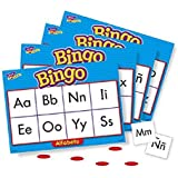 Bingo de Alfabeto (Spanish Alphabet) by Trend Enterprises [並行輸入品]