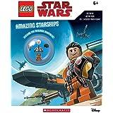 LEGO Star Wars: Amazing Starships with Minifigure