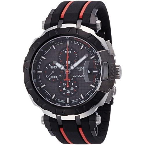 [ティソ]TISSOT 腕時計 T-Race MotoGP 2015(ティーレース モトジーピー2015) 機械式自動巻 世界限定3333本 T0924272706100 メンズ 【正規輸入品】