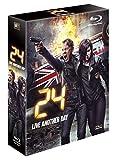 24-TWENTY FOUR- リブ・アナザー・デイ ブルーレイBOX[Blu-ray/ブルーレイ]