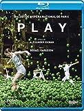 パリ・オペラ座バレエ - 《プレイ》(エクマン振付) [Blu-ray Disc]