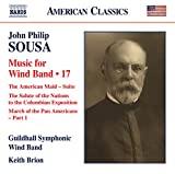Sousa: Music For Wind Band 17