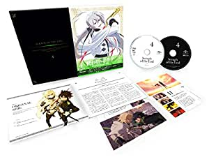 終わりのセラフ 第4巻(初回限定生産)(特典ラジオCD付) [Blu-ray]