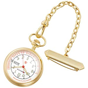 [アエロウォッチ]AEROWATCH ナースウォッチ 懐中時計 スイス製 32825JA02 【正規輸入品】