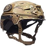 TEAMWENDY(チームウェンディ) Exfil カーボンヘルメット Zorbiumフォームライナ 71Z42SB31