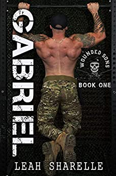 Gabriel (The Wounded Sons Book 1) by [Sharelle, Leah]