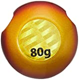 メジャークラフト タイラバ 替乃実(カエノミ) TM-HEAD80/#4 #4ゴールド/レッド 80g