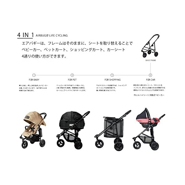 AirBuggy(エアバギー) COCO BR...の紹介画像3