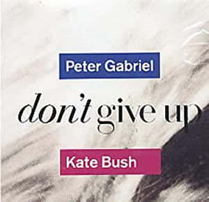Don't Give Up - Poster Sleeve - sealed