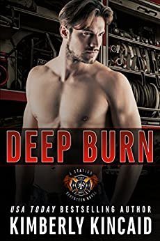 Deep Burn: A Station Seventeen Engine Novel by [Kincaid, Kimberly]