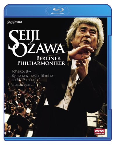 NHKクラシカル 小澤征爾 ベルリン・フィル 「悲愴」 2008年ベルリン公演 [Blu-ray]の詳細を見る