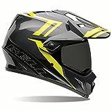 BELL ベル 2017年 MX-9 Adventure アドベンチャー Dual Sport デュアルスポーツ ヘルメット Barricade バリケード ハイビズ/XXL [並行輸入品]