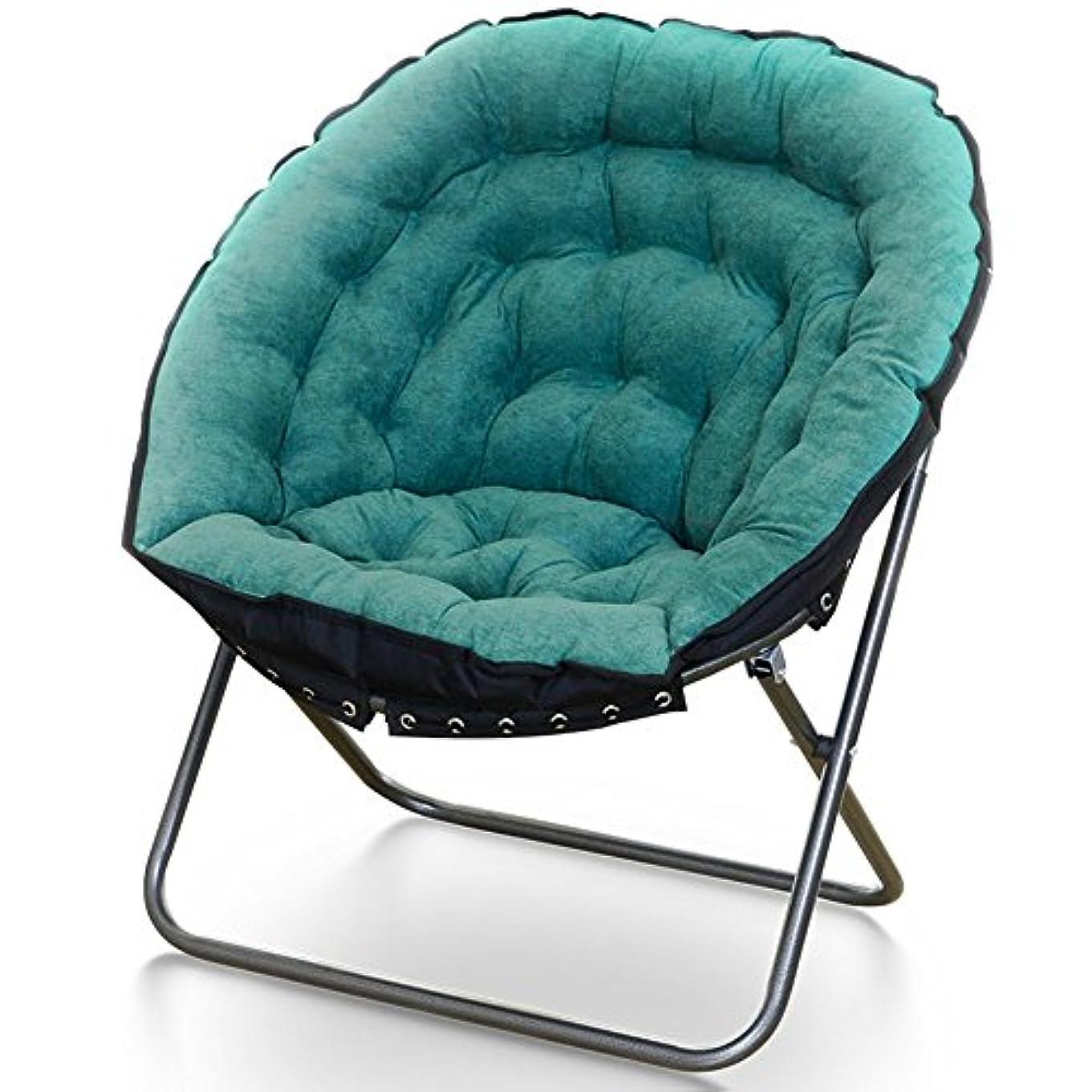 顕著追加する神経衰弱QFFL 創造的な個々のシンプルなベッドルームのソファ/椅子/リビングルームミニレジャー折りたたみチェア/屋外ガーデンバルコニーラウンジチェア(11色オプション) アウトドアスツール (色 : F f)