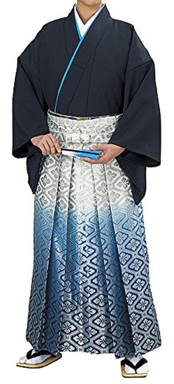 踊り衣裳 舞踊袴 殿印 白?青?銀 メンズ レディース 洗える袴