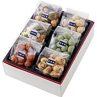 京都の豆菓子6種類詰合せ 京都・豆富の自信作  豆蔵 6袋入