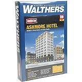 [ウォルサーズ]Walthers, Inc. Ashmore Hotel Kit, 85/8 X 47/16 X 137/8 21.9 X 11.2 X 35.3cm 933-3764 [並行輸入品]