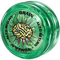 Yomega Brain Green Clear Yo Yo [並行輸入品]