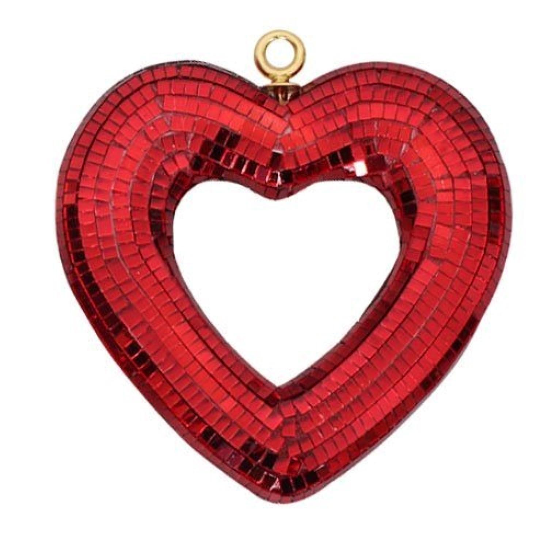 Fun Party Toy - Heart mireobol 20CM (Red)