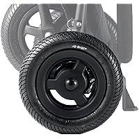 【作業不要の便利なセット】エアバギー 純正パーツ 8インチ後輪タイヤセット 左後輪 ブラック ※ココスタンダード専用  AB0273