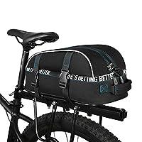 ロスホイール141416自転車トランクバッグ自転車防水バッグ多機能棚