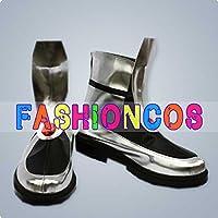 ★サイズ選択可★男性26CM UA0066 DOG DAYS´ ドッグデイズ シンク・イズミ 真紅和泉 コスプレ靴 ブーツ