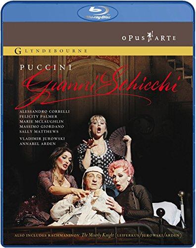 プッチーニ:ジャンニ・スキッキ(グラインドボーン音楽祭2004)[Blu-ray]