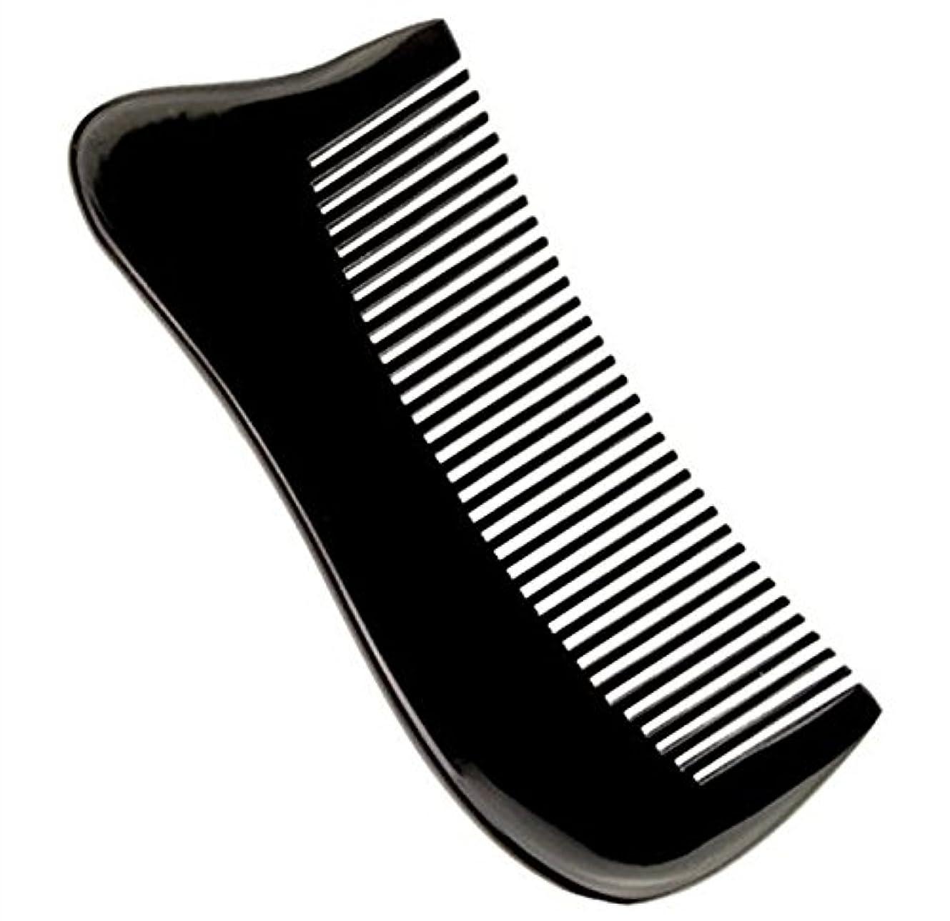 差し控える体細胞徒歩で櫛型 プロも使う牛角かっさプレート マサージ用 血行改善 高級 天然 静電気防止 美髪 美顔 ボディ リンパマッサージ