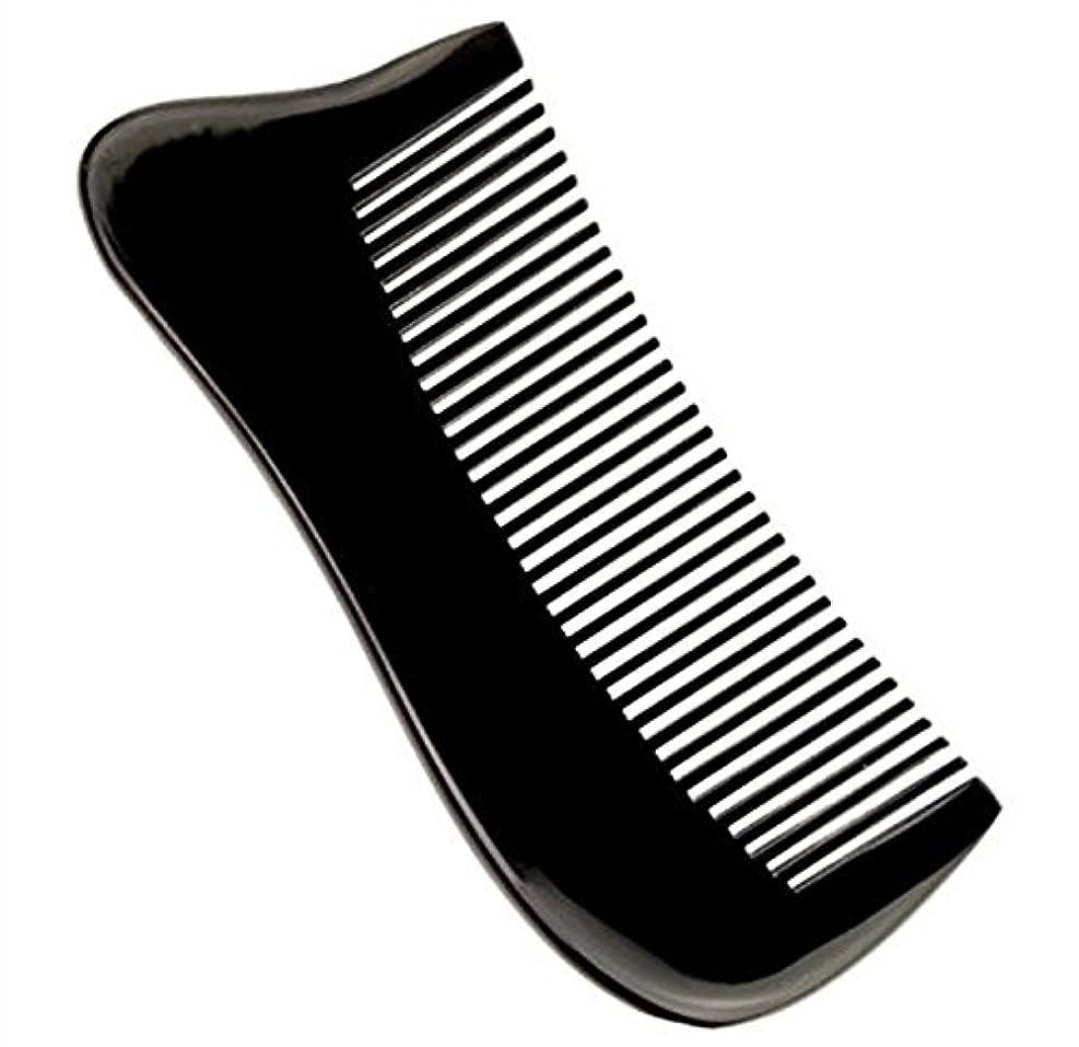 火山収束並外れた櫛型 プロも使う牛角かっさプレート マサージ用 血行改善 高級 天然 静電気防止 美髪 美顔 ボディ リンパマッサージ