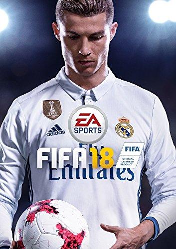 FIFA 18 【予約特典】• 5試合FUTレンタル選手のCristiano Ronaldo • ジャンボプレミアムゴールドパック5個 (1×5週間) • スペシャルエディションのFUTユニフォーム8種類 同梱