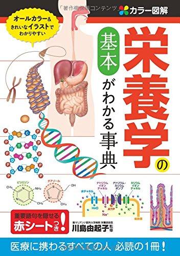 カラー図解 栄養学の基本がわかる事典の詳細を見る