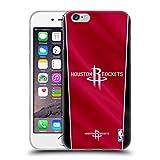 オフィシャルNBA バナー ヒューストン・ロケッツ ソフトジェルケース Apple iPhone 6 / iPhone 6s