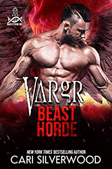Vargr: SciFi Warrior Romance (Beast Horde Book 1) by [Silverwood, Cari]