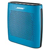 Bose SoundLink Color Bluetooth speaker : Bluetoothスピーカー ブルー SLink Color BLU [販売終了製品]