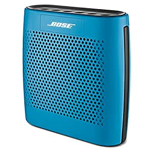Bose SoundLink Color Bluetoothスピーカー ポータブル/ワイヤレス対応 ブルー SLink Color BLU【国内正規品】