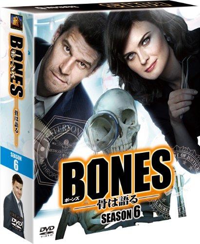 BONES ―骨は語る― シーズン6 (SEASONSコンパクト・ボックス) [DVD]の詳細を見る