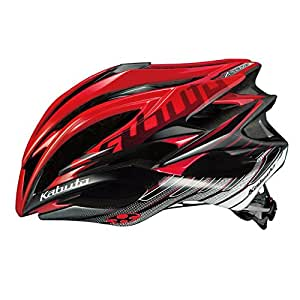 OGK KABUTO(オージーケーカブト) ヘルメット ZENARD ブレードレッド サイズ:S/M