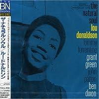 Natural Soul by Lou Donaldson (1994-04-27)