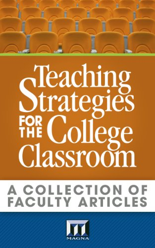 『Teaching Strategies for the College Classroom: A Collection of Faculty Articles (English Edition)』のトップ画像