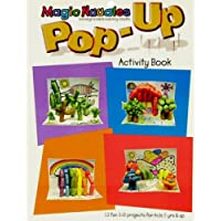 マジックNuudles 3d Activity Book po