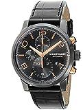 [モンブラン]MONTBLANC 腕時計 TIME WALKER ブラック文字盤 自動巻き 105805 メンズ 【並行輸入品】