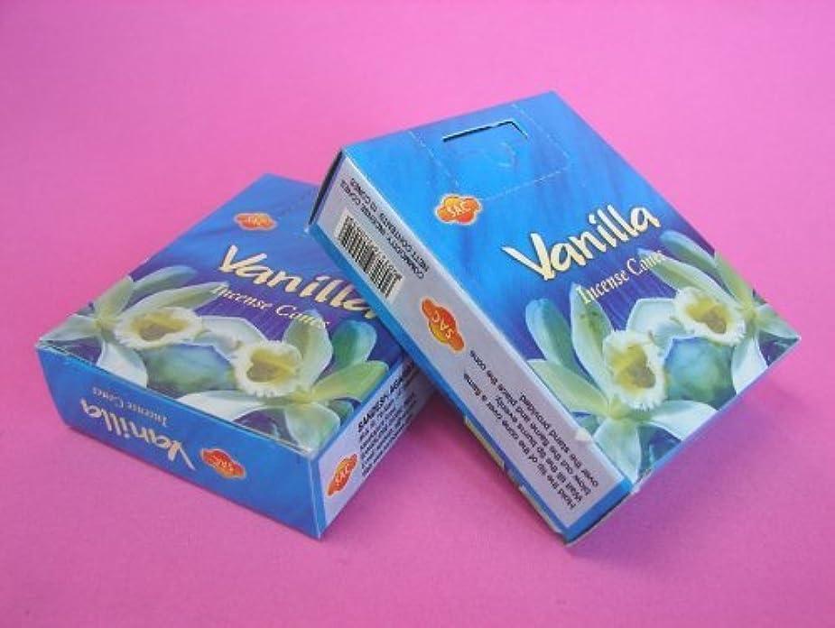 クレアトレイ分子2 Boxes of Sac Vanilla Incense Cones