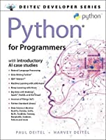 Python for Programmers (Deitel Developer)