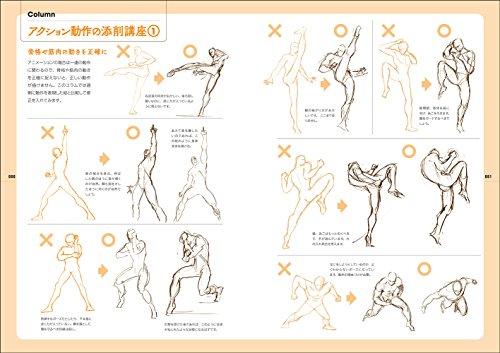 羽山淳一 アニメーターズ・スケッチ 動きのある人物スケッチ集 —筋肉キャラクター編—